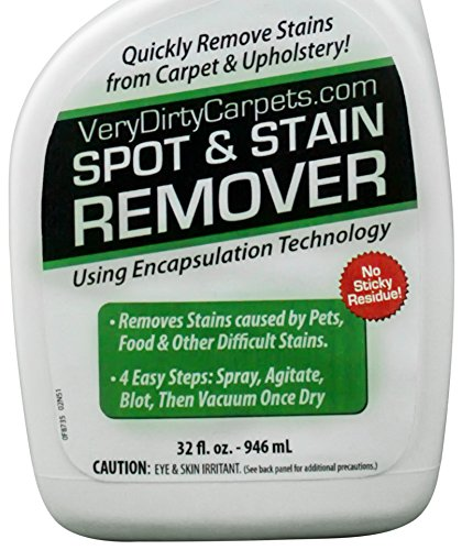 Best Sofa Stain Remover: VeryDirtyCarpets® Carpet & Upholstery Cleaning Solution